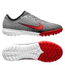 Nike Mercurial Vapor 12 Pro TF NJR Silêncio - Vit/Röd/Svart