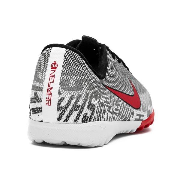 Nike Mercurial Vapor 12 Academy TF NJR Silêncio WitRoodZwart Kinderen