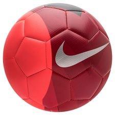 Nike Fotboll Phantom Veer - Röd/Svart/Silver