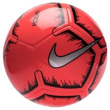 Nike Fotboll Pitch Game Over - Röd/Silver