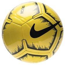 Nike Fotboll Pitch Game Over - Gul/Grå