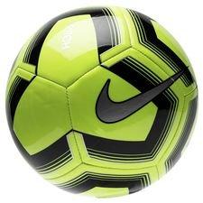 Nike Fotboll Pitch Training - Neon/Svart/Silver
