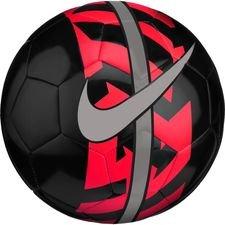 Nike Fotboll React Game Over - Svart/Röd/Silver