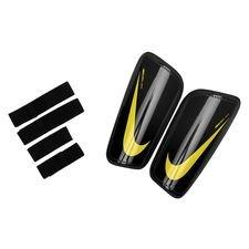 low priced a0e5a 3cba6 Nike Benskydd Mercurial Hard Shell Slip In - Grå Svart Gul