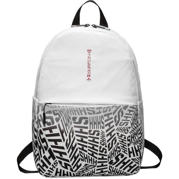 2543349ea6e5 Nike Backpack NJR Silêncio - White/Black/Challenge Red Kids