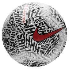 Nike Fotboll Strike NJR Silêncio - Vit/Svart/Röd