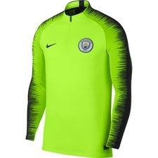 Manchester City Trainingsshirt Strike 2.0 VaporKnit - Neon/Navy