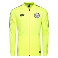 Manchester City Trainingsshirt Dry Squad Drill - Neon/Navy