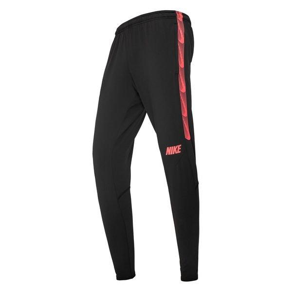 watch great prices uk availability Nike Bas de Survêtement Dry Squad Game Over - Noir/Rouge Enfant