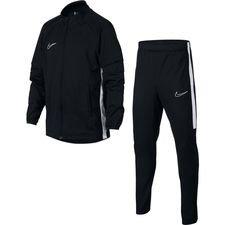 Nike Trainingspak Dry Academy Black Lux - Zwart/Wit Kinderen