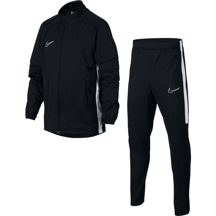 Nike Træningsdragt Dry Academy Black Lux - Sort/Hvid Børn fra På Lager thumbnail