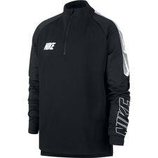 Nike Harjoituspaita Dry Squad 19 Black Lux - Musta Valkoinen Lapset c5e19da03d