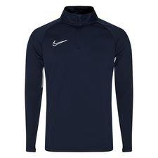 Nike Trainingsshirt Dry Academy - Navy/Wit