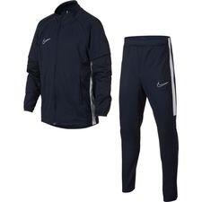Nike Trainingspak Dry Academy - Navy/Wit Kinderen