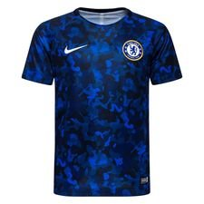 Chelsea Tränings T-Shirt Dry Squad GX 2.0 - Blå/Vit Barn