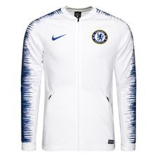 Chelsea Trainingsjas Anthem - Wit/Blauw