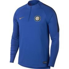 Inter Trainingsshirt Dry Squad Drill - Blauw/Zwart/Goud