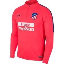 Atletico Madrid Träningströja Dry Squad Drill - Röd/Navy