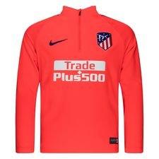 Atletico Madrid Träningströja Dry Squad Drill - Röd/Navy Barn