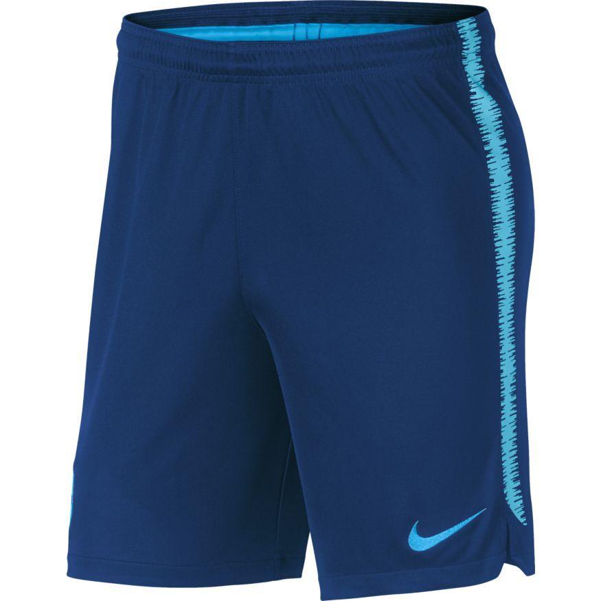 0f43ffb9f barcelona training shorts dry squad - coastal blue equator blue - shorts ...