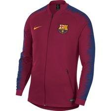 Barcelona Träningsjacka Anthem - Bordeaux/Guld