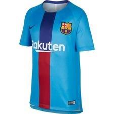 Barcelona Tränings T-Shirt Dry Squad GX 2.0 - Blå/Navy Barn