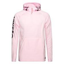 Nike F.C. Hoodie - Pink Foam/Weiß