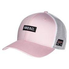 Nike F.C. Cap CLC99 - Pink Foam/Weiß