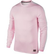 Nike F.C. Trainingsshirt Dry L/M - Roze/Wit