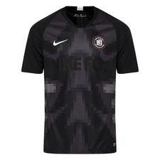 Nike F.C. Thuisshirt - Zwart/Zwart
