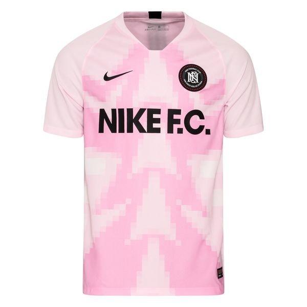 Nike F.C. Maillot Domicile RoseNoir