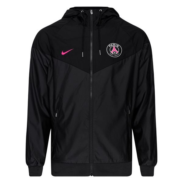 buy elegant shoes really cheap Paris Saint Germain Windrunner Woven Authentic - Anthracite/Black/Hyper Pink