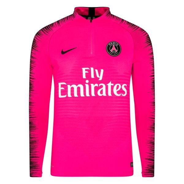 91bf3f2f2386b Paris Saint-Germain Maillot d'Entraînement Strike 2.0 VaporKnit - Rose/Noir  0
