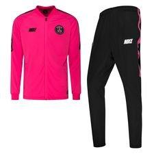 Paris Saint-Germain Trainingspak Dry Squad Knit - Roze/Zwart