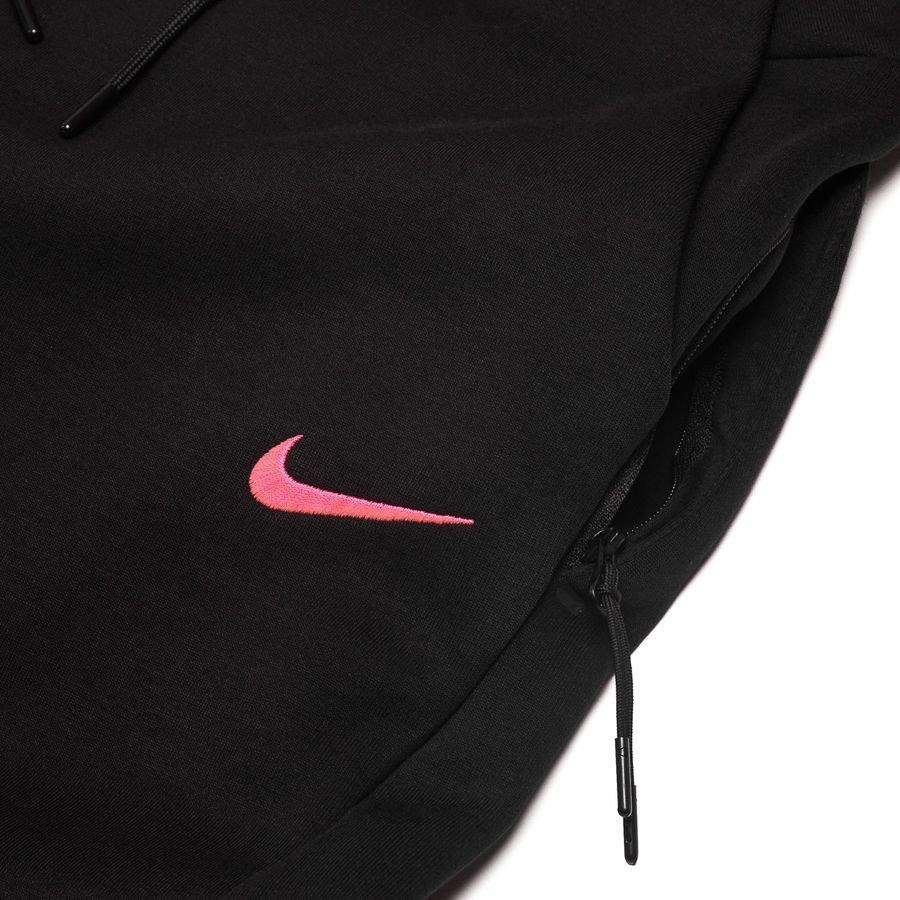 637c745691545e Paris Saint Germain Sweatpants NSW Tech Fleece - Black Hyper Pink ...
