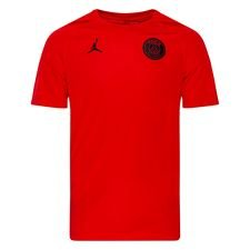 Paris Saint-Germain Tränings T-Shirt Dry Squad GX 2.0 CHL - Röd/Svart