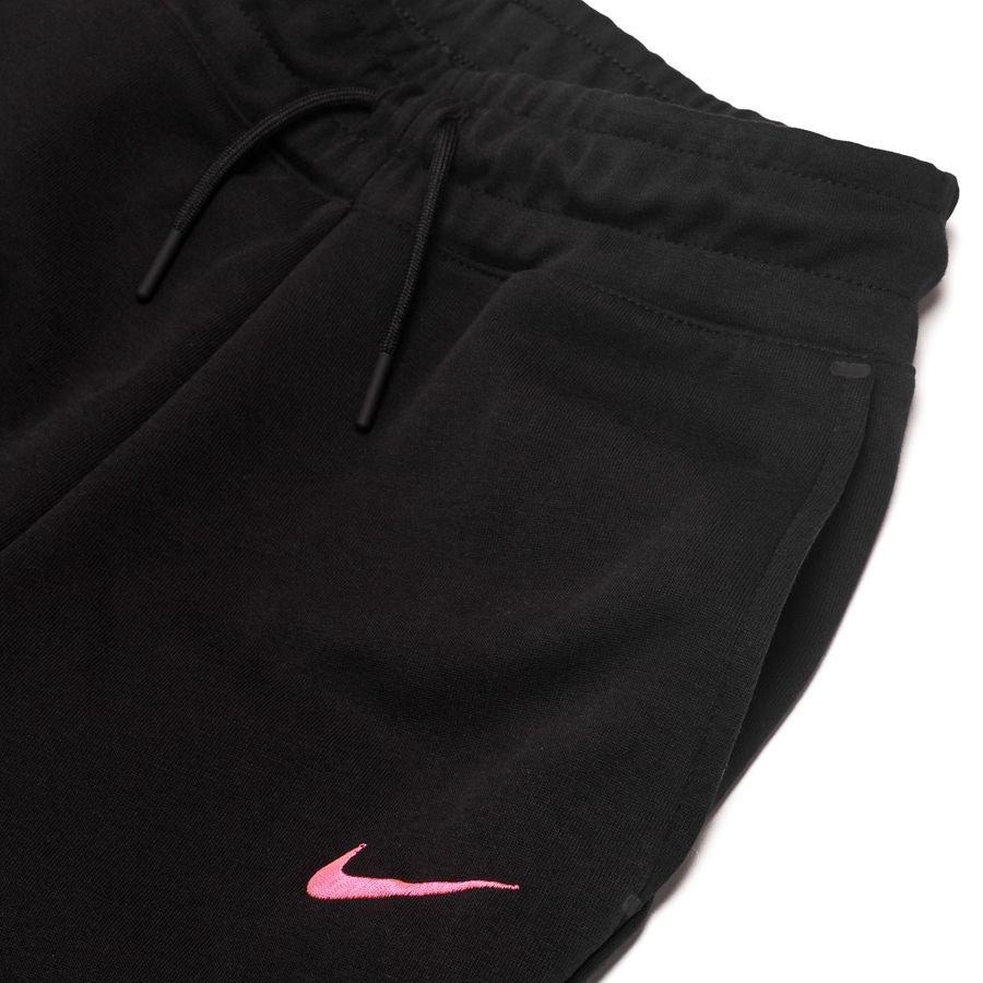 ac0a5e0c65c50a Paris Saint Germain Sweatpants NSW Tech Fleece - Black Hyper Pink Kids