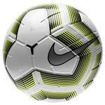 Nike Ballon Magia Team - Blanc/Jaune Fluo/Noir
