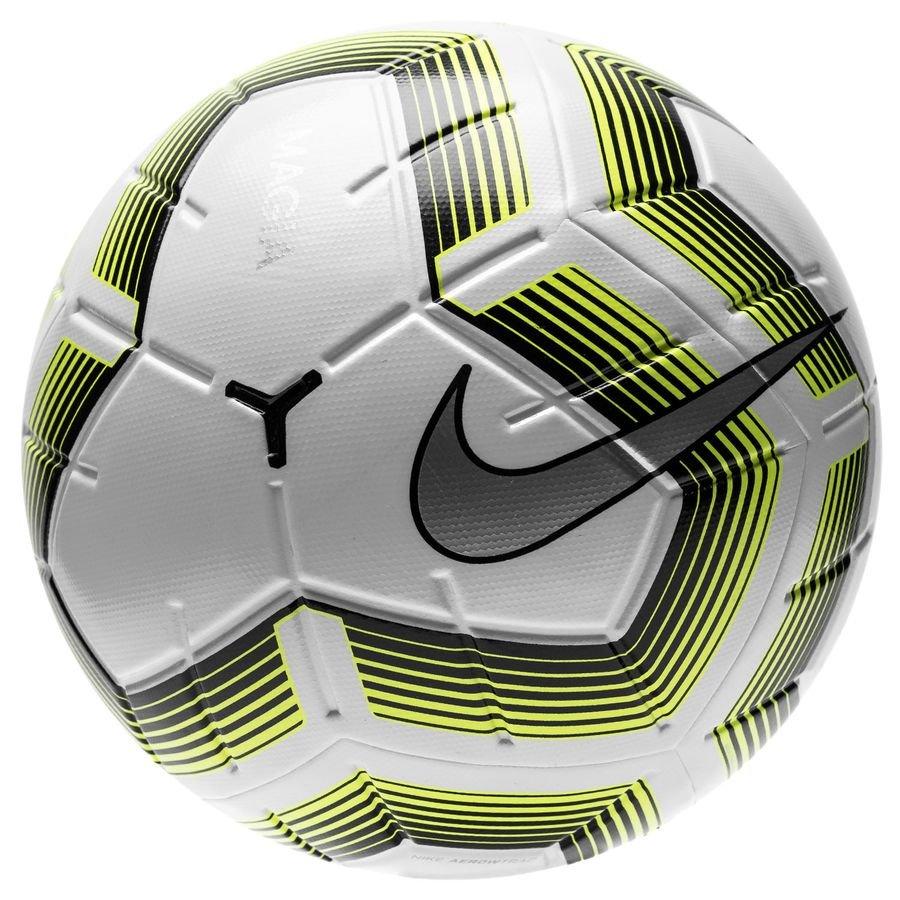 Nike Fodbold Magia Team - Hvid/Neon/Sort thumbnail