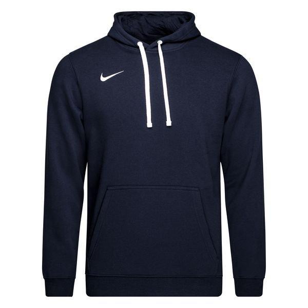 Nike Hoodie Team Club 19 NavyWeiß