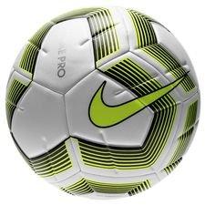 Nike Fotboll Strike Pro Team - Vit/Svart/Neon