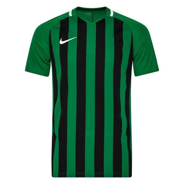 6e6a3bf3100 29.95 EUR. Price is incl. 19% VAT. Nike Playershirt Striped Division III - Pine  Green/Black