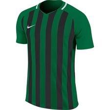 Nike Voetbalshirt Striped Division III - Groen/Zwart