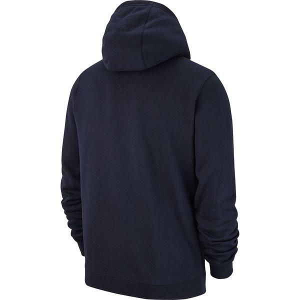sélectionner pour authentique avant-garde de l'époque grande vente Nike Veste à Capuche FZ Club 19 - Bleu Marine/Blanc Enfant