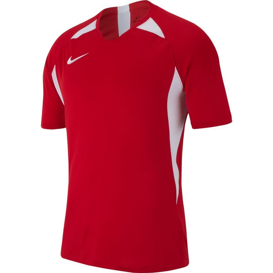 Nike Spilletrøje Dry Legend - Rød/Hvid Børn thumbnail