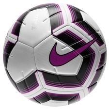 Nike Fotboll Strike Team IMS - Vit/Svart/Rosa