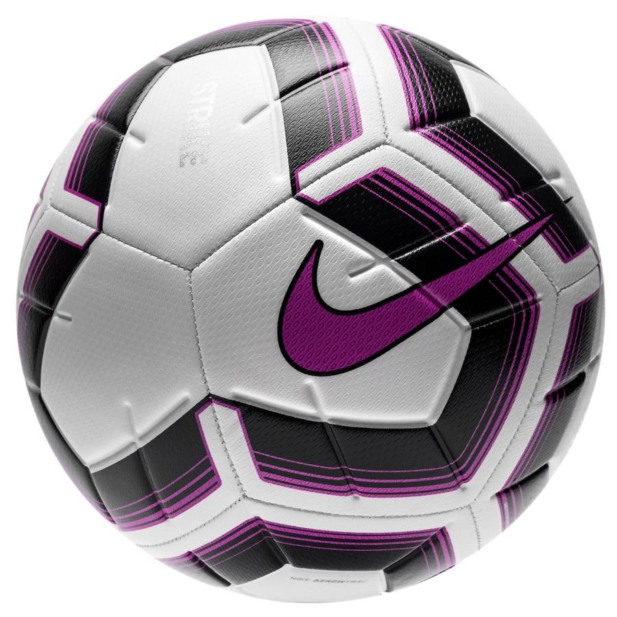Nike Fodbold Strike Team IMS - Hvid/Sort/Pink thumbnail