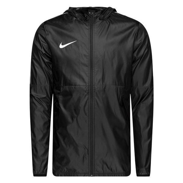 Nike Regnjakke Dry Park 18 SortHvit