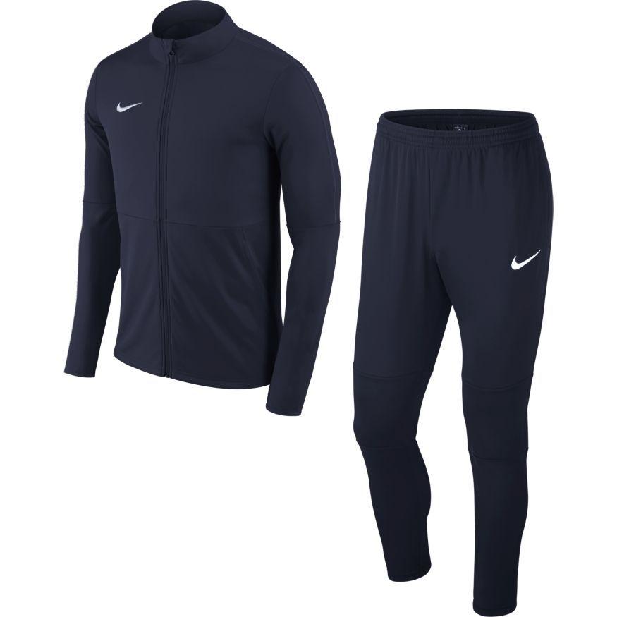 Nike Træningsdragt Dry Park 18 - Navy/Hvid Børn thumbnail