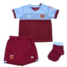 West Ham United Hemmatröja 2019/20 Mini-Kit Barn